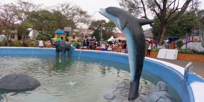 Sierra Leone's First Amusement Park (In Picture)