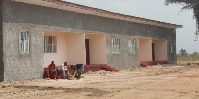 President Koroma commissions 52 housing facilities for mudslide and flood victims