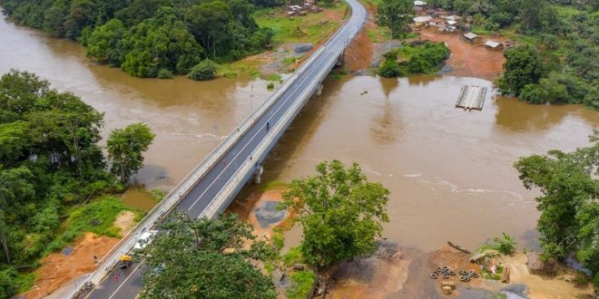 Waanje And Moa Rivers Are Now Open For Traffic