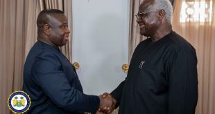 Joint Communique By Government Of Sierra Leone And The Leadership Of APC